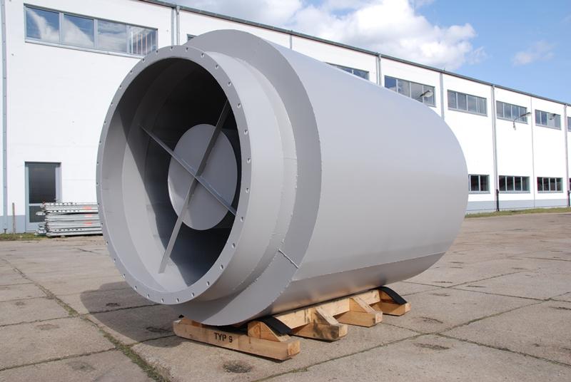 Lufttechnik - Luftkanal