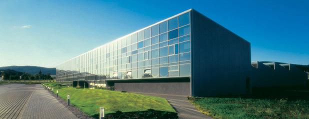 Mandik Firmengebäude